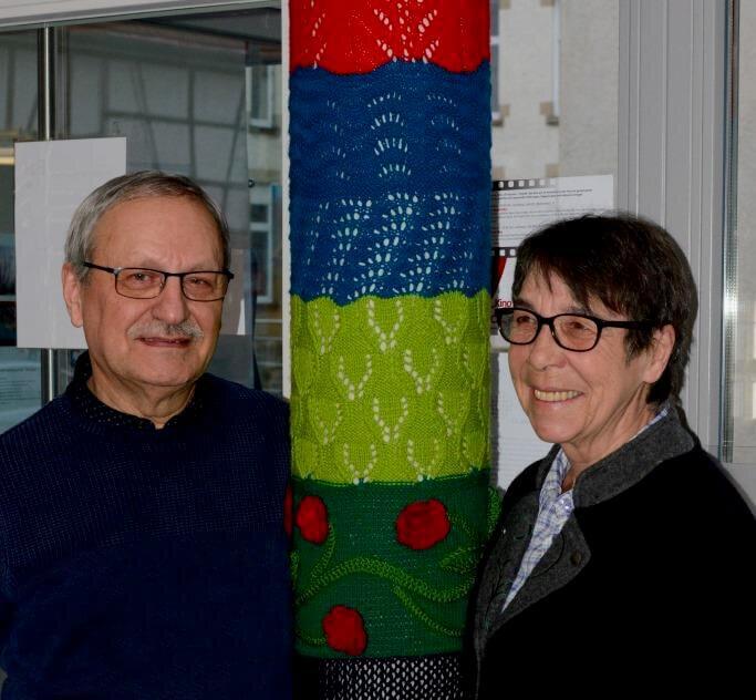 Emmely und Walter Heid
